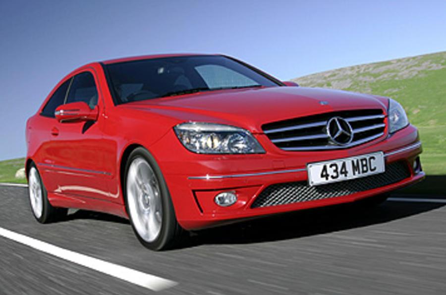 Mercedes-Benz CLC 180K SE