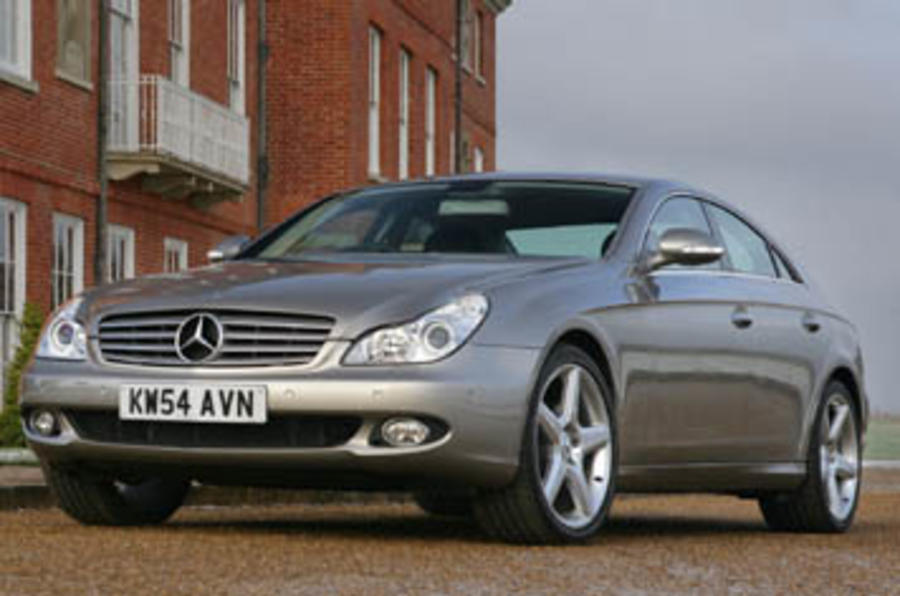 Mercedes Benz Cls 320 Cdi Review Autocar