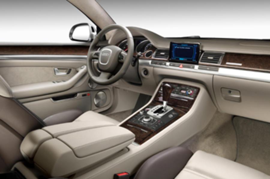 Audi A8 2.8 V6 FSI