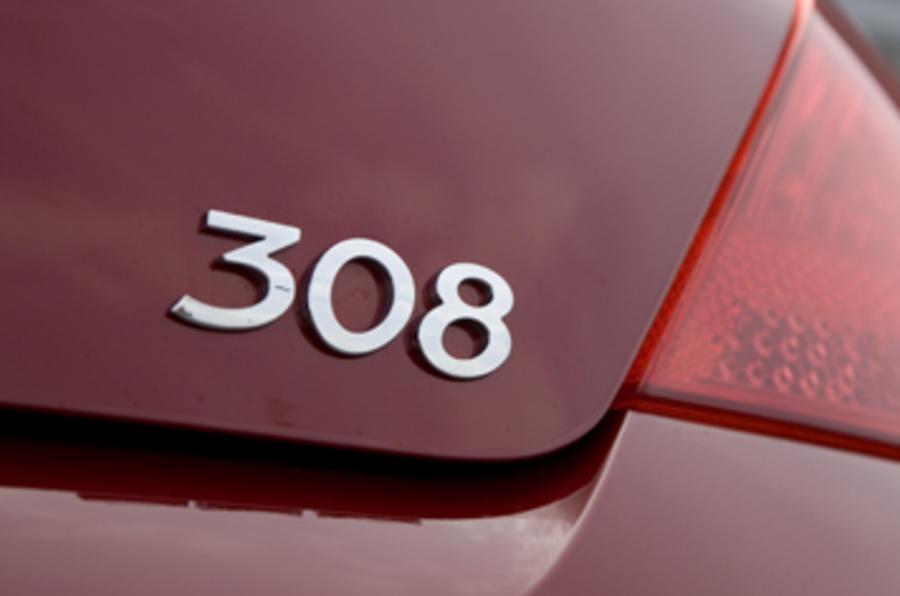Peugeot 308 2.0 HDi GT