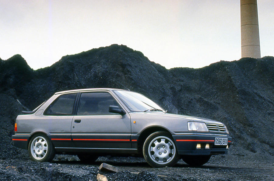 Picture Gallery Peugeot S Gti History Autocar