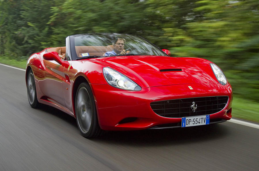 £144,495 Ferrari California