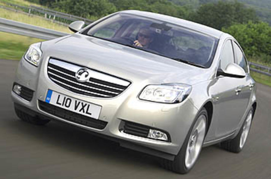 Vauxhall Insignia 2.0 CDTi 130