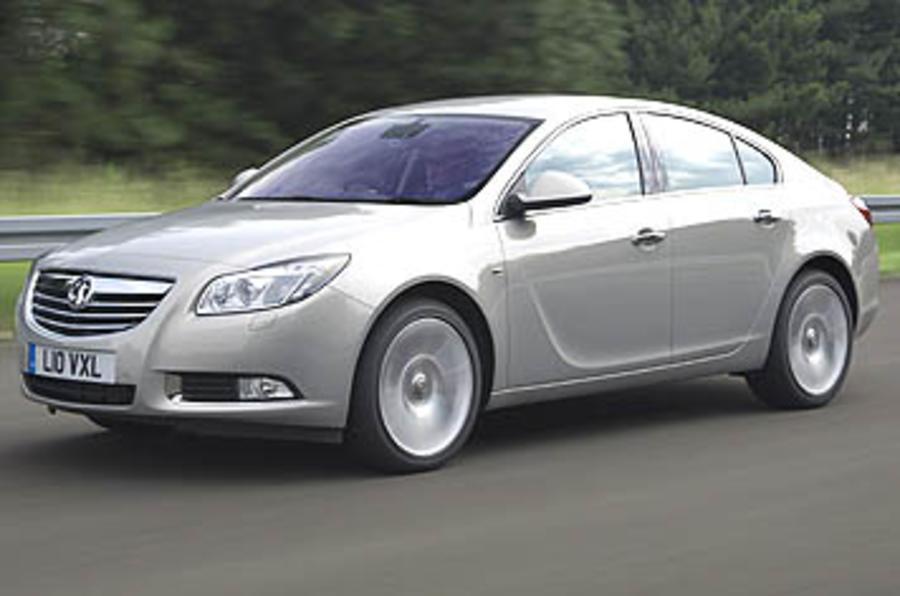 Vauxhall Insignia 2.0 CDTi 160