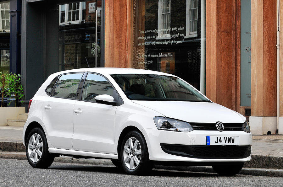VW Polo 1.4 DSG