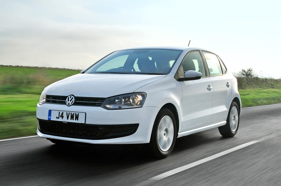 Volkswagen Polo 1.4 DSG