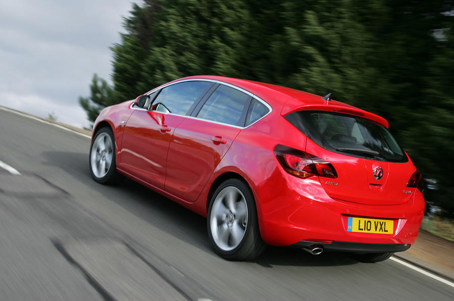 lite engine is part of Vauxhall's downsizing
