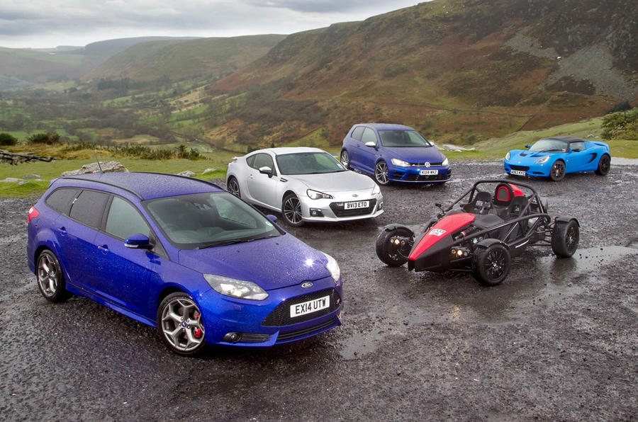 Comparison: Britain's best £30,000 driver's cars