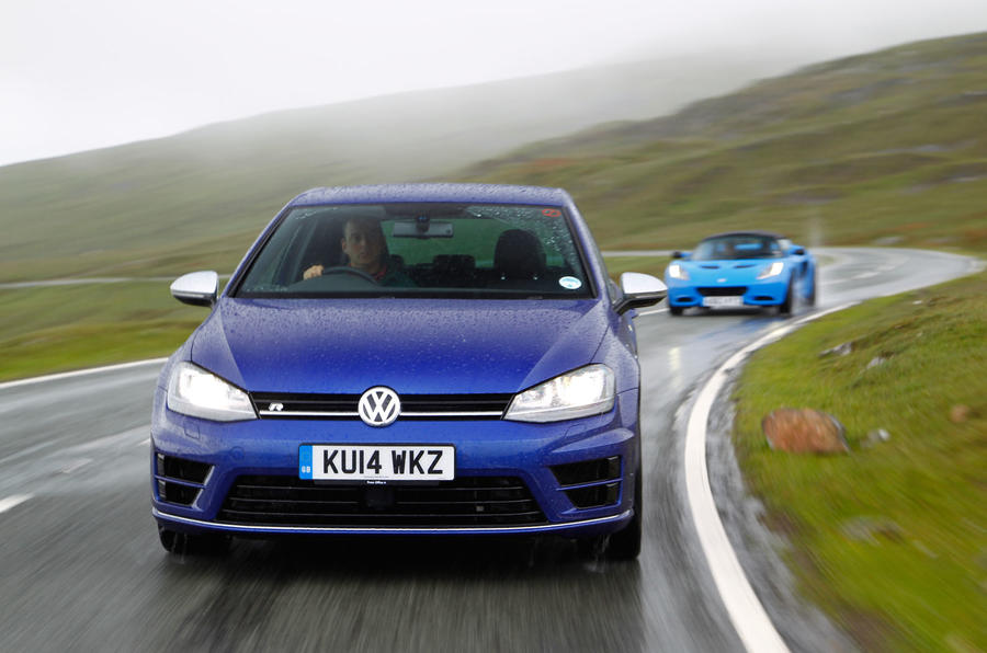 Comparison: The £30,000 fun car shootout