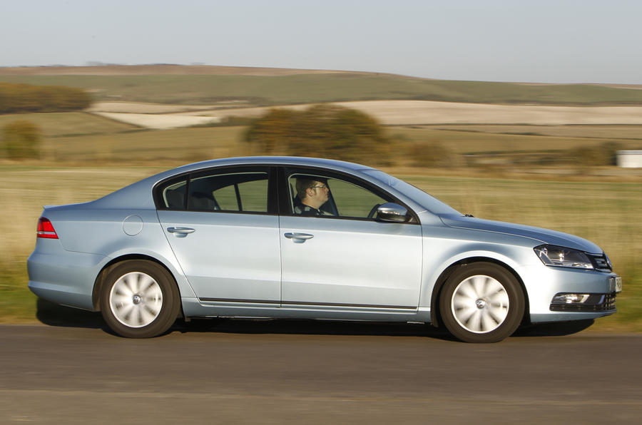 Volkswagen Passat Bluemotion 1 6 Tdi Review Autocar
