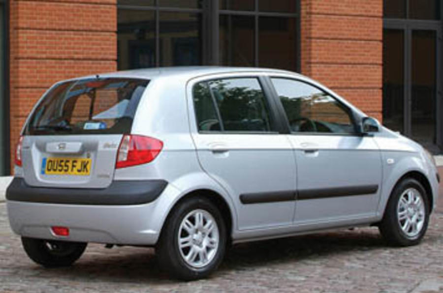 Hyundai Getz 1.5 CRTD