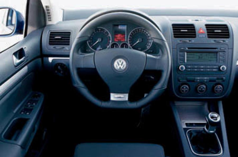 VW Golf R32 review | Autocar