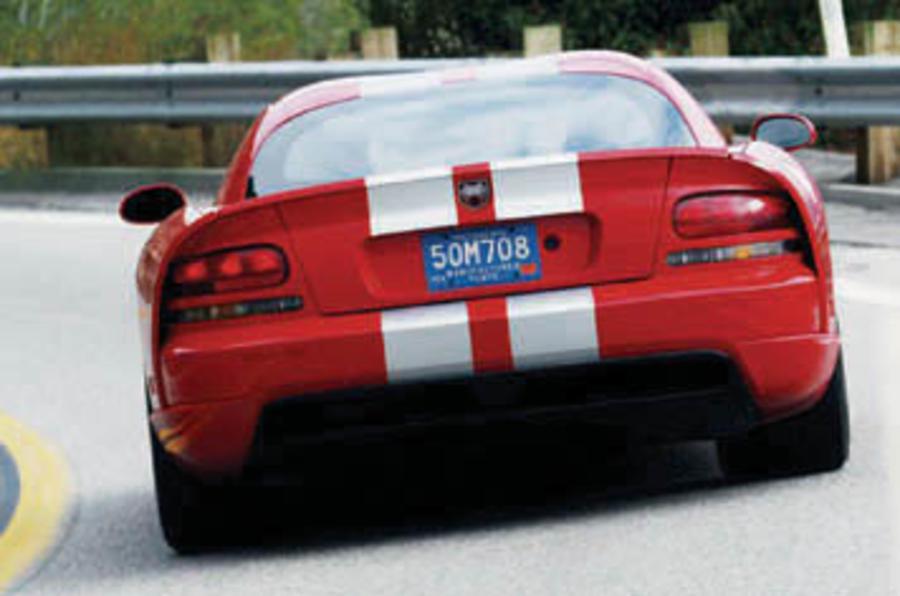 Dodge SRT-10 coupe