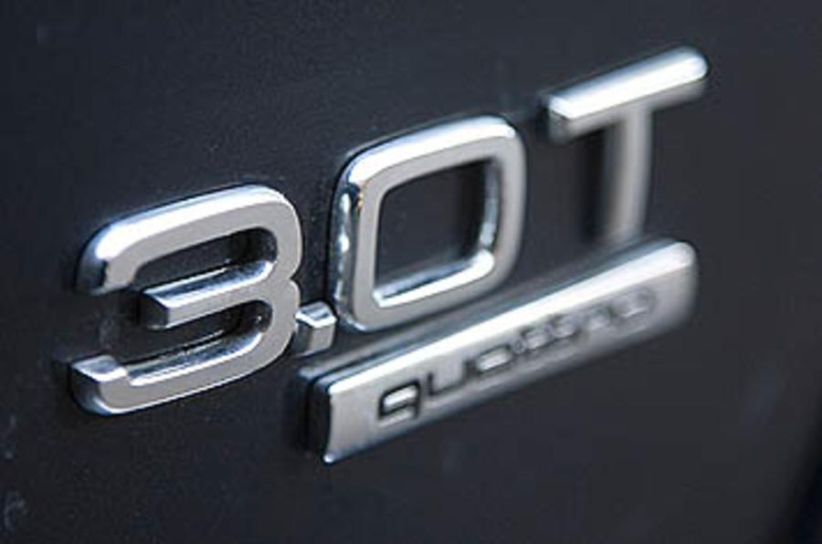 Audi A6 3.0 TFSI Avant