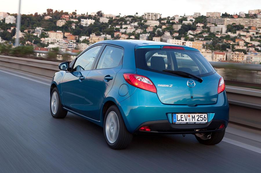 Mazda 2 1.5 TS2 rear