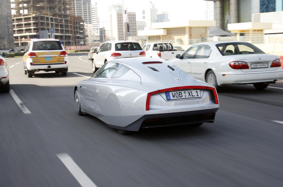 Volkswagen XL1 review  Autocar