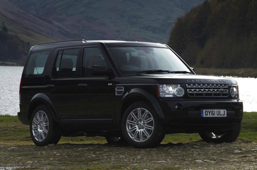 Land Rover Discovery SDV6