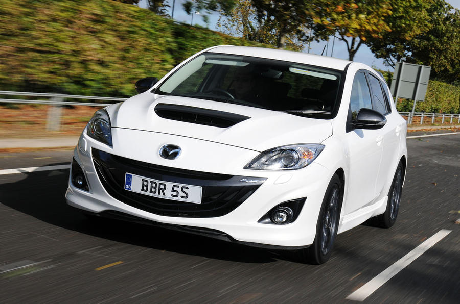 mazda 3 mps bbr 320 review | autocar