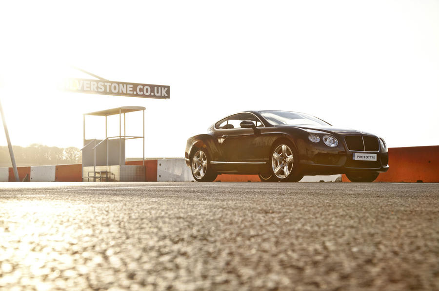 500bhp Bentley Continental GT V8