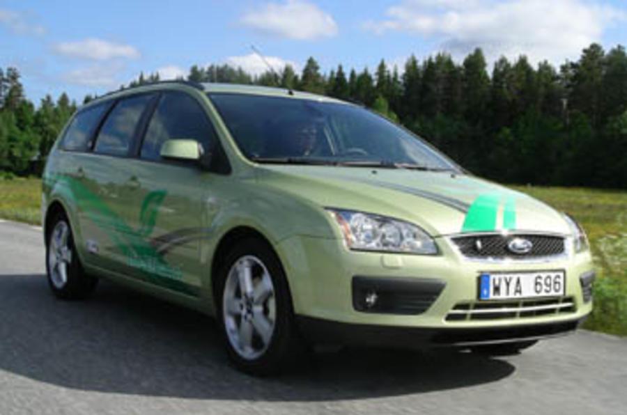 Ford Focus 1.8 Duratec Bioethanol