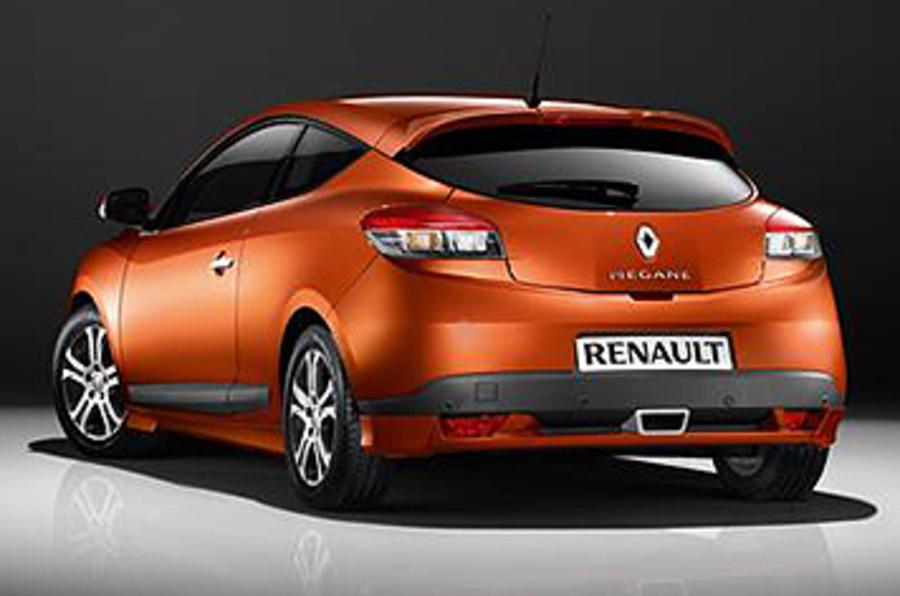 Renault Megane Coupe 2.0 180