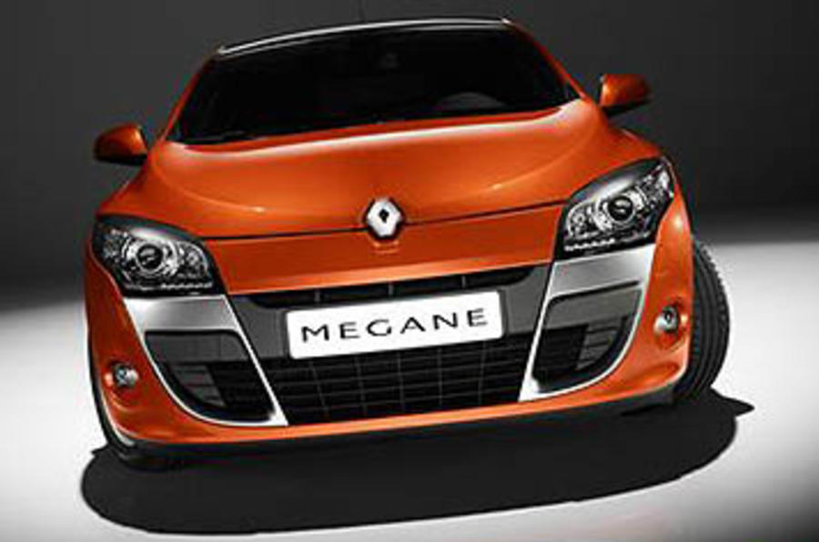 Renault Megane Coupe 2.0 180