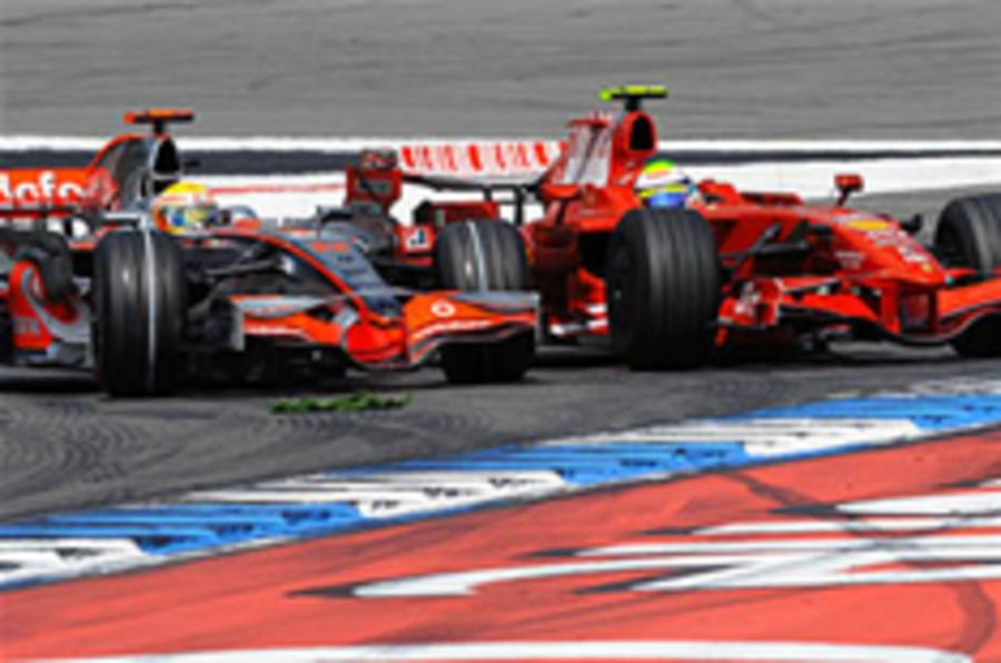 New F1 points system 'illegal'