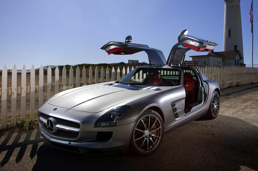 mercedes amg sls review autocar. Black Bedroom Furniture Sets. Home Design Ideas