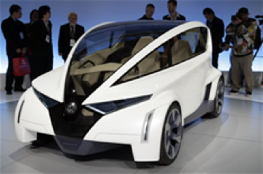 Honda's radical 1+2 concept