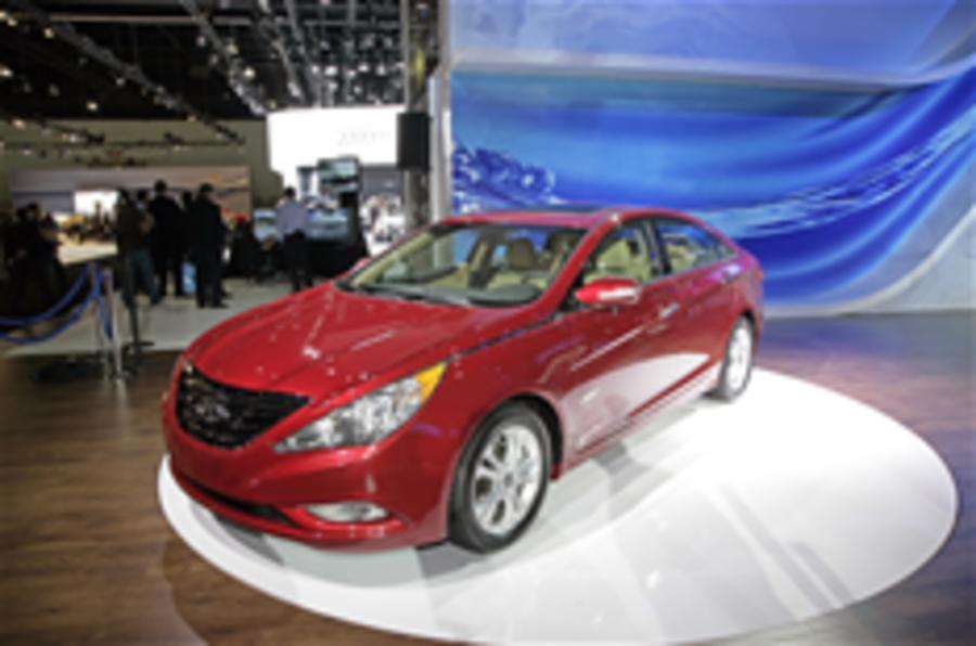 New Hyundai Sonata launched
