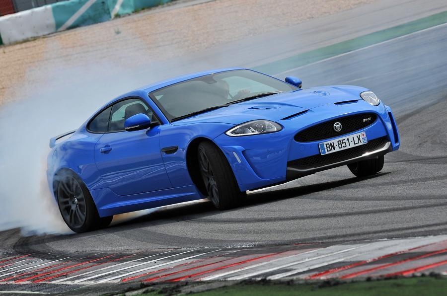 ... £97,000 Jaguar XKR S Drifting ...