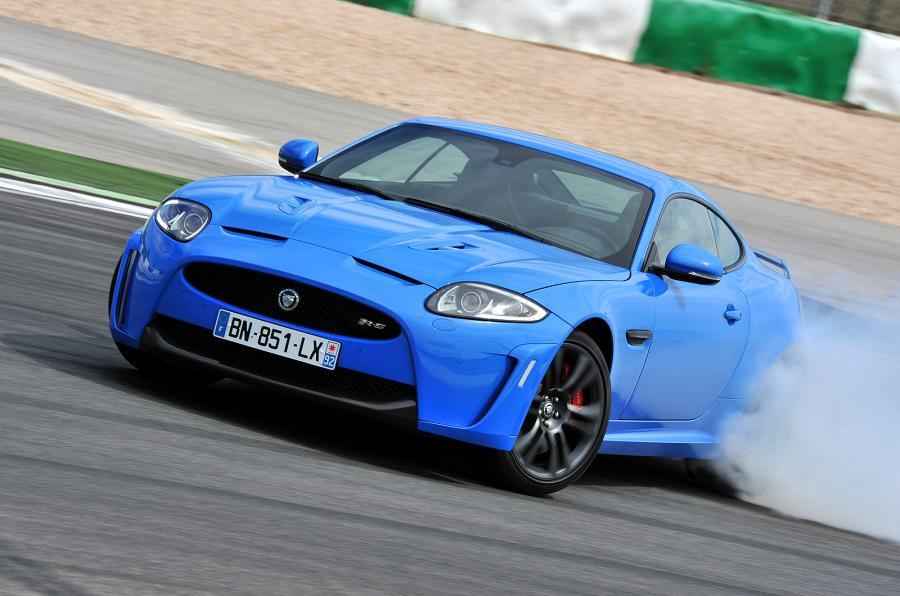 The 186mph Jaguar XKR-S