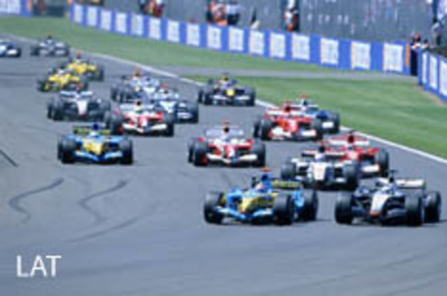 'Ultimate Brit GP' up for auction