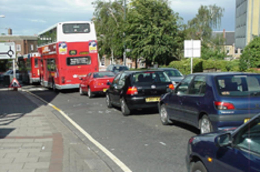 Revealed: deliberate traffic jam plan