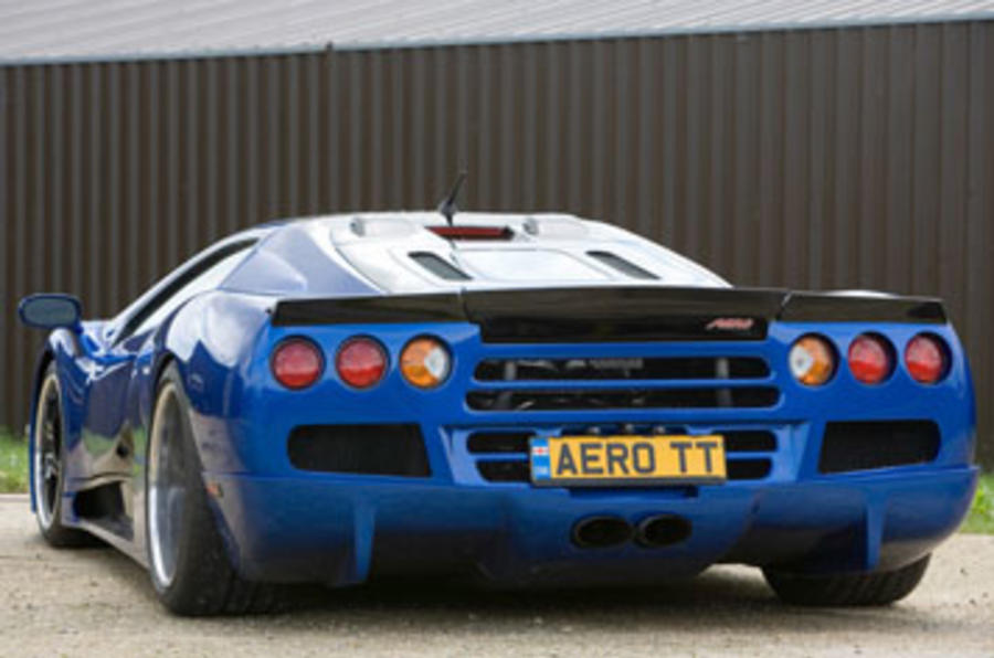 Ssc Ultimate Aero Tt Review Autocar