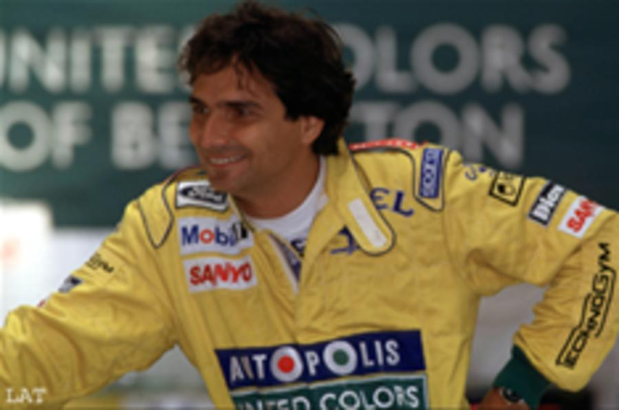 Ex-F1 star loses his licence