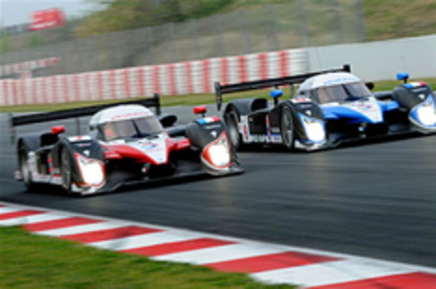 Peugeot enters Petit Le Mans