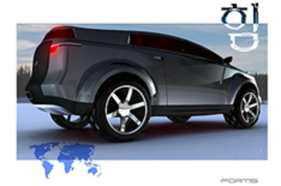 Kumho unveils eco SUV