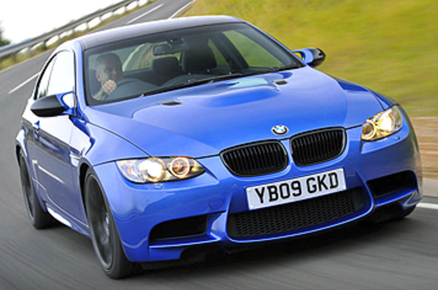 BMW M3 Coupe Edition 4.0 V8