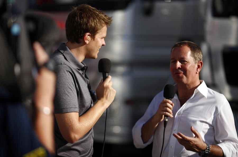 Brundle keen on Le Mans return