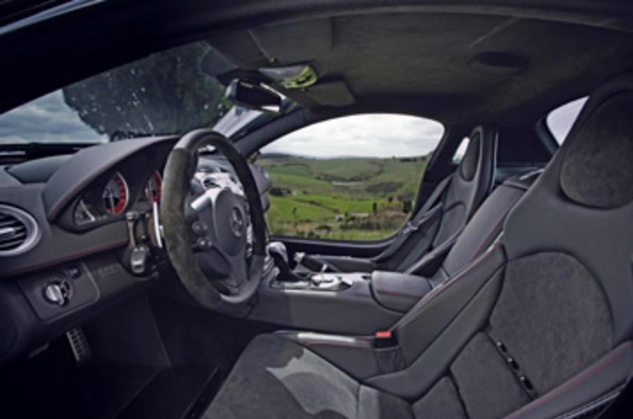 Mercedes SLR McLaren 722