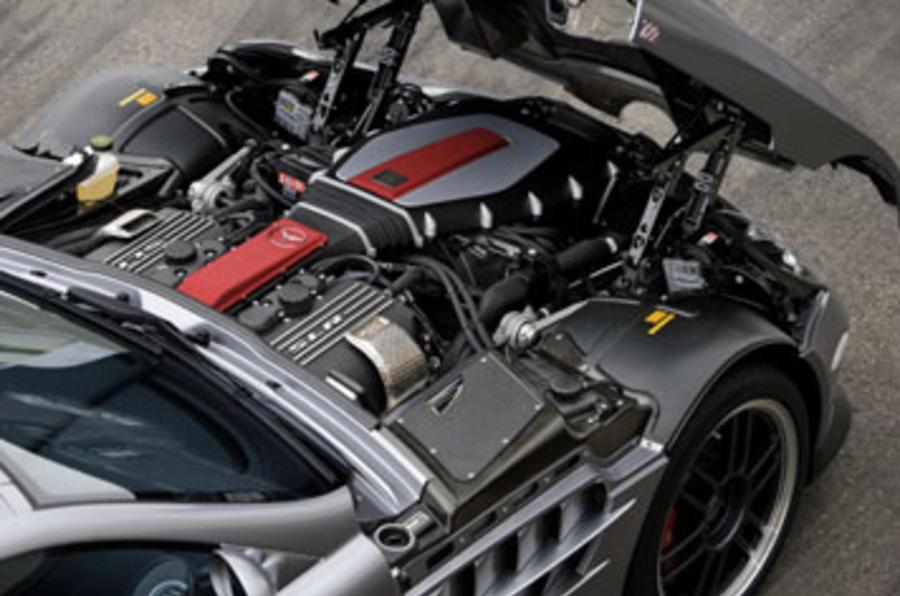 Mercedes Slr Mclaren 722 Review Autocar