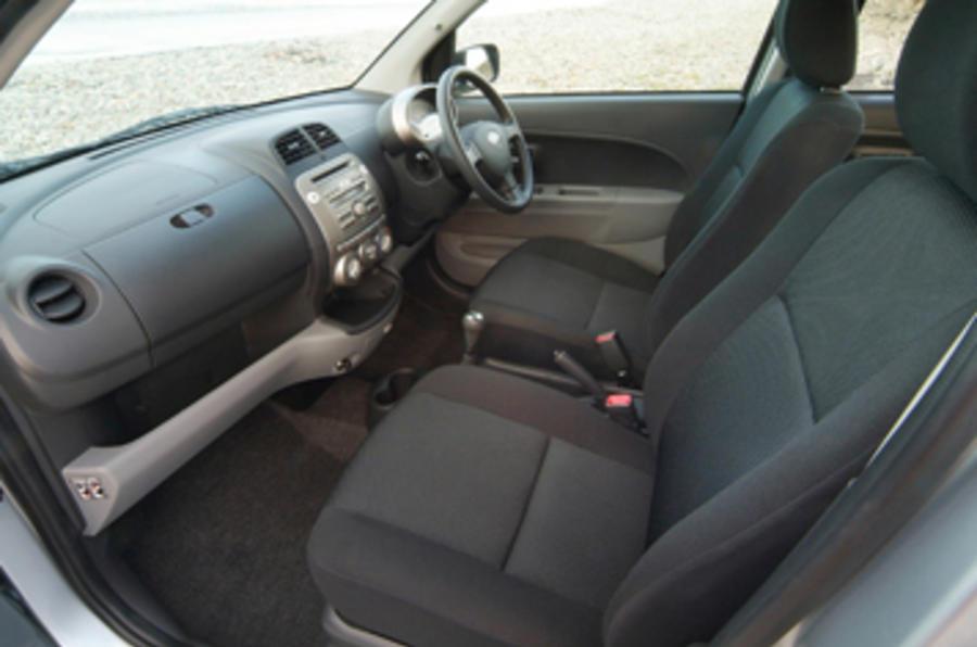 Subaru Justy 1.0 R