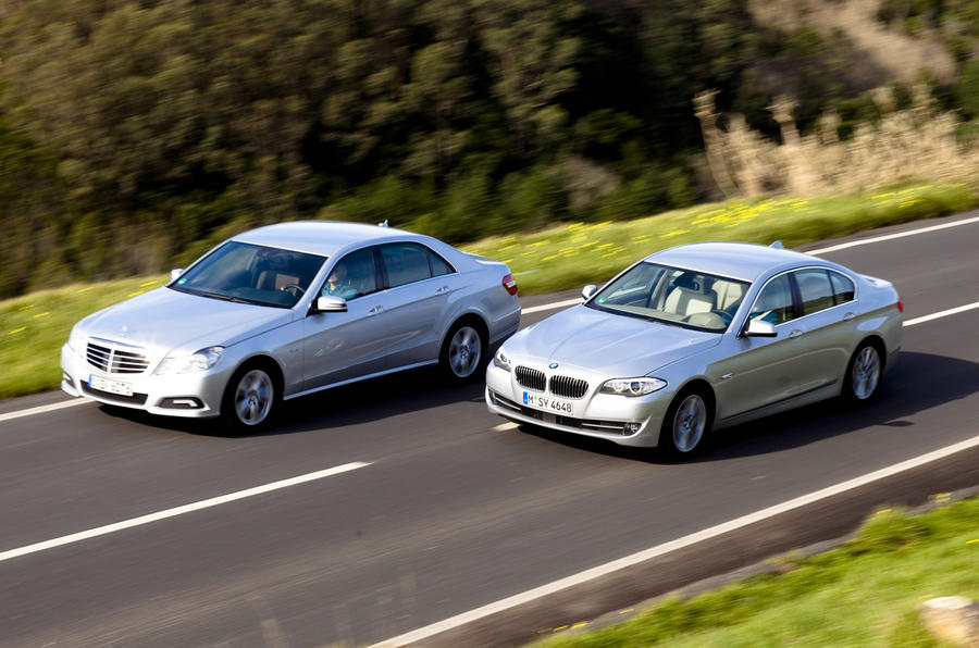 Audi a6 vs bmw 5 series india 2012 bmw 5 series v mercedes e class