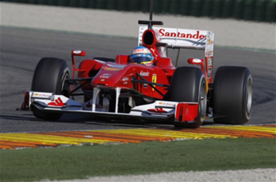 Alonso urges Ferrari caution