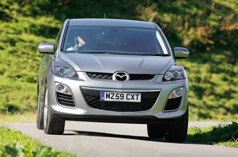 Mazda CX 7 2.2D