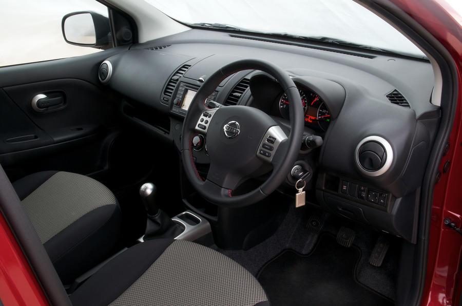 Nissan Note 1.4 N-tec