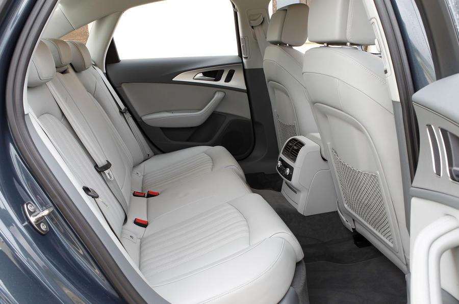 Audi A6 2.0 TDI SE
