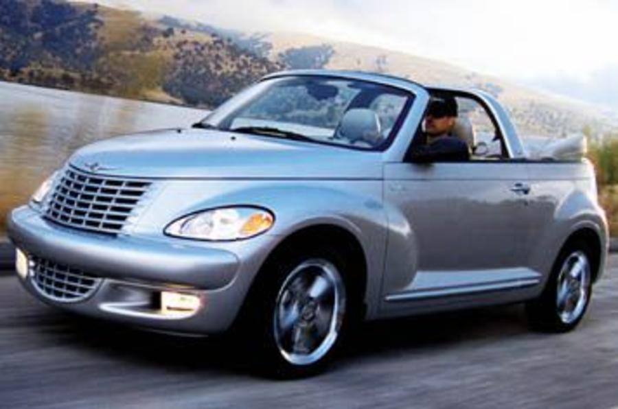 chrysler pt cruiser convertible gt review autocar. Black Bedroom Furniture Sets. Home Design Ideas