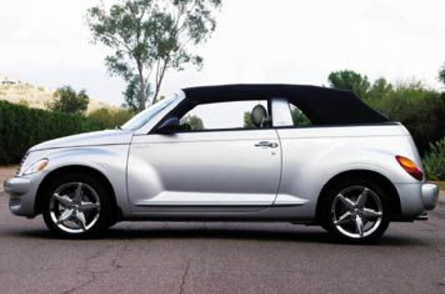 chrysler pt cruiser convertible gt review autocar. Black Bedroom Furniture Sets. Home Design Ideas